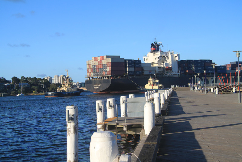 Katsuragi in Port Jackson 100.jpg