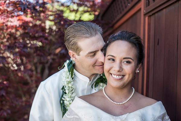 Gina & Rod Wedding