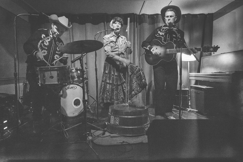 Slim Sandy & the Hillbilly Boppers