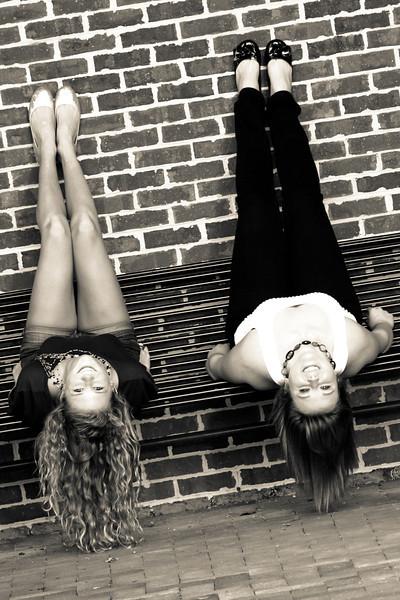 2011 Senior Portraits - Kelli Anne & Cayla