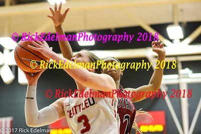 Seattle University vs New Mexico State U Womens Basketball