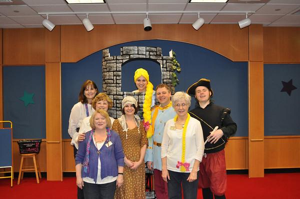 SPRING BREAK: Tangled Up in Rapunzel 2011