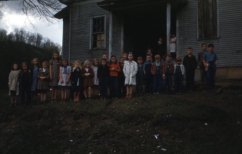 1949 Olinger School