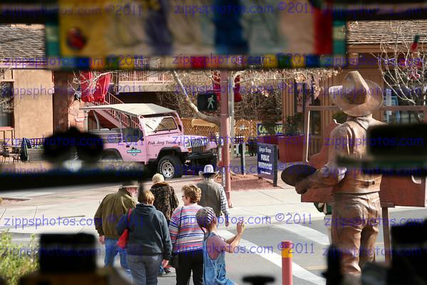 PHX az to Sedona az 1-19-2006