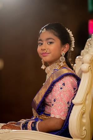 Sahasra Saree Ceremony