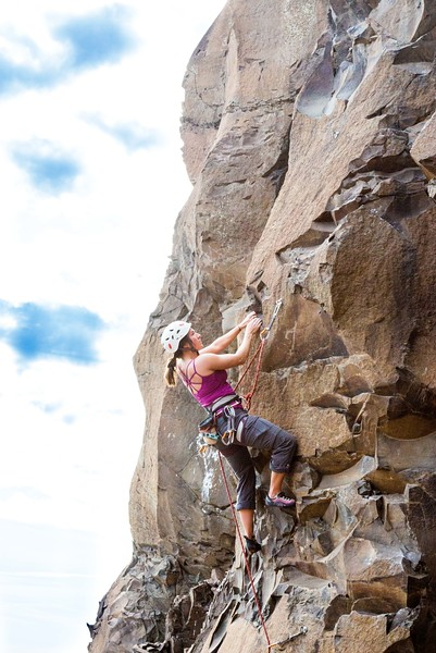 Rock Climbing Vantage, WA