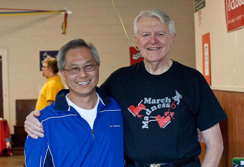 Al and OJ 2009