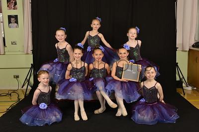 SBPS Wednesday - Ballet 1, Ms. Yvonne