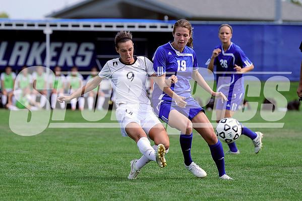 2012 ODU Womens Soccer