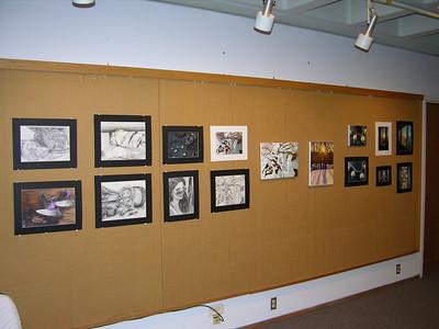 Senior Art Show - Apr 05