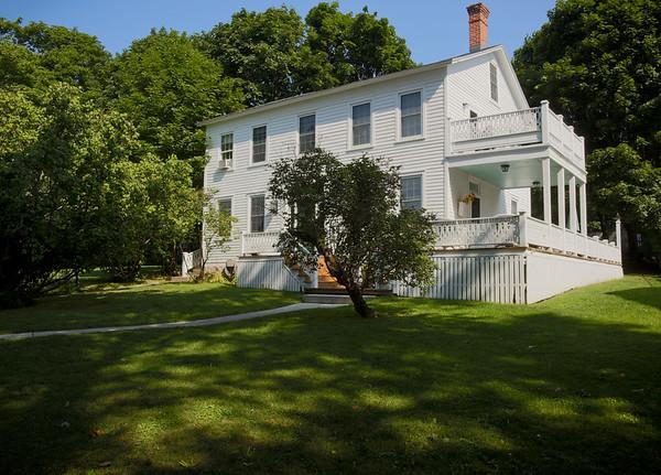 Jacob Wendell House