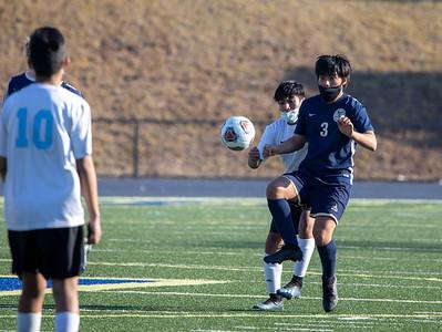 Boys JV Soccer 2/24
