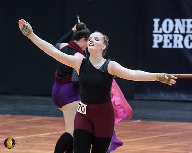2018-04-13 : UD Arena - CG Sem-Finals (WGI)