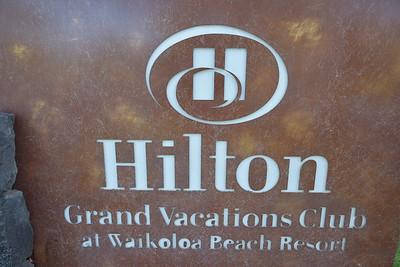 HGVC: The Bay Club @ Waikoloa Village, Big Island, Hawaii 3/2017