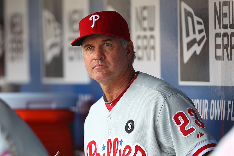 Sept. 25, 2011; Queens, NY, USA; The Phildelphia Phillies beat the New York Mets, 9-4, in a Major League Baseball game at Citi Field in the Queens borough of New York City. Credit: Danny Wild/MLB.com