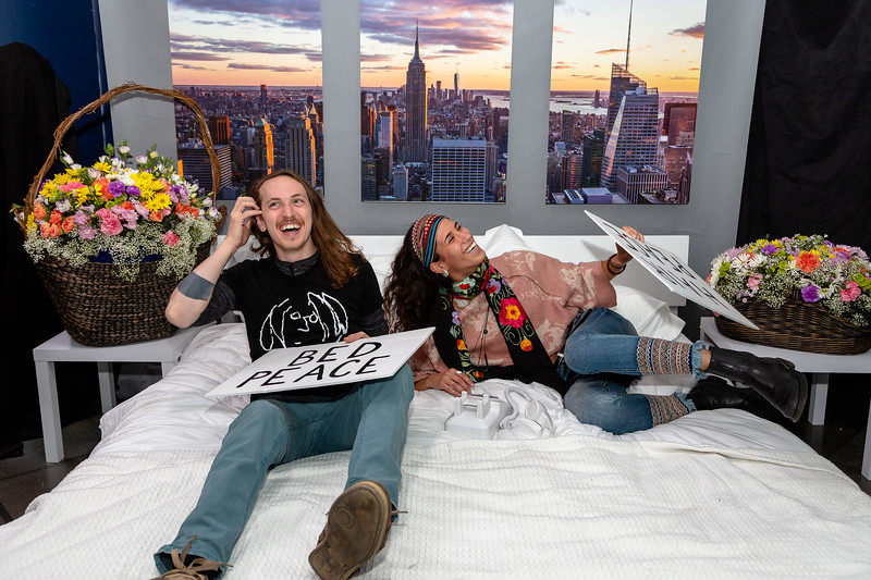 2018_10_17, Adorama, Bed, Bed In, New York, NY, Photo Booth, Ryan Hillsinger