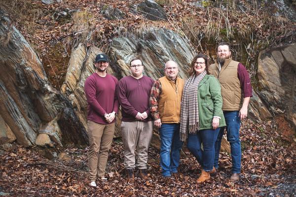 Oravetz family