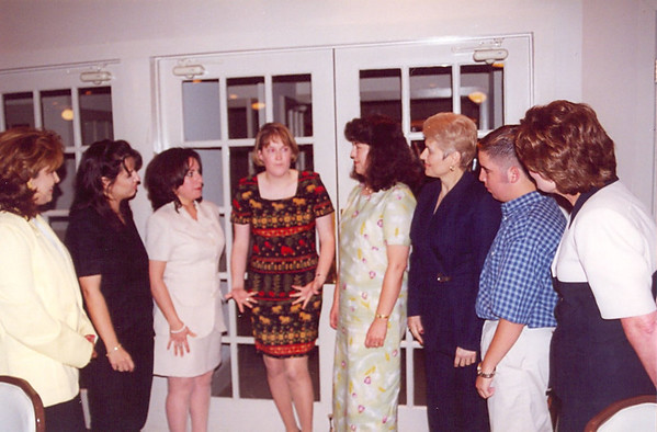 April 2000 Zavala Music at Casa de Amistad