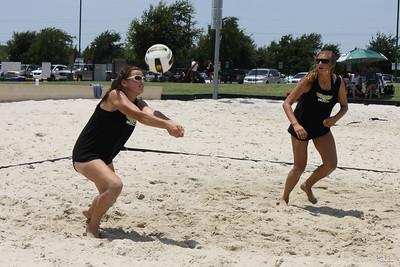 USA Beach Junior Tour Dallas 692Beach Goncalves/Bass Bracket Game 1 (6/2/2012)