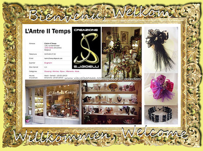 L'ANTRE II TEMPS Brussels Belgium