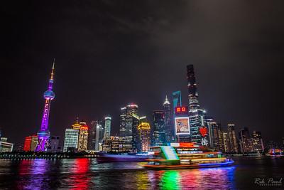 Shanghai ... Walking the Bund