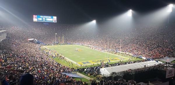 LA Rams vs KC Chiefs Nov 18, 2018