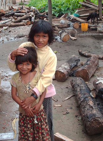 Peru: Rainforest Children
