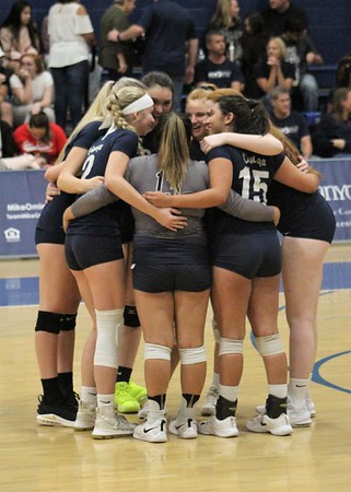 2018 girls volleyball ironwood ridge cienega