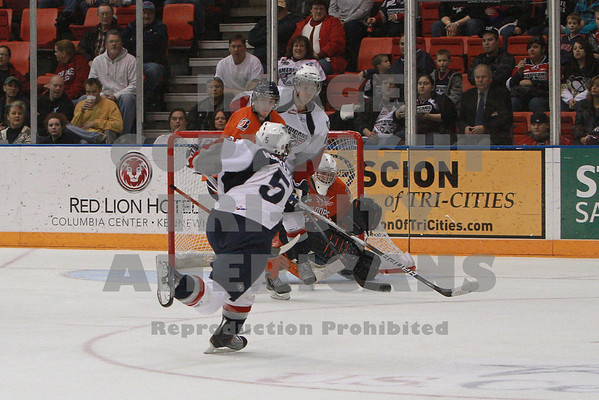 01-14-2011 Vs Kamloops