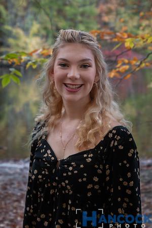 Caroline Senior Portraits