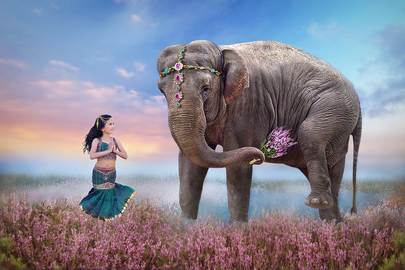 Elephant and Maricela Page with Necklace.jpg
