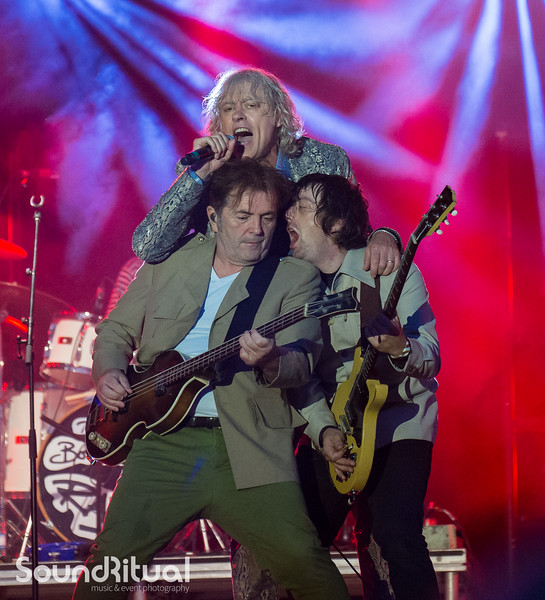 The Boomtown Rats @ CarFest South