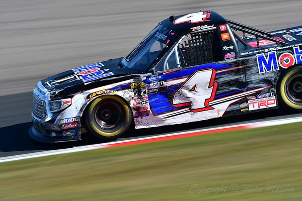 2019 NASCAR Truck Series Chevrolet SiIverado 250 at CTMP