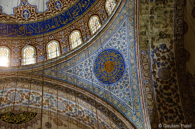 Blue Mosque, Istanbul : Turkey June 2012