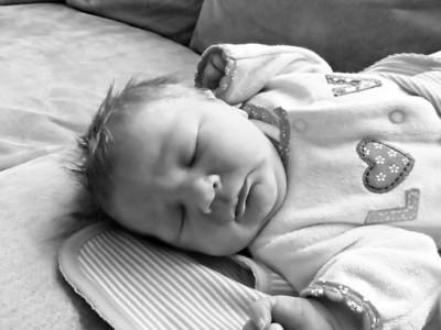Baby Phoebe Hunt