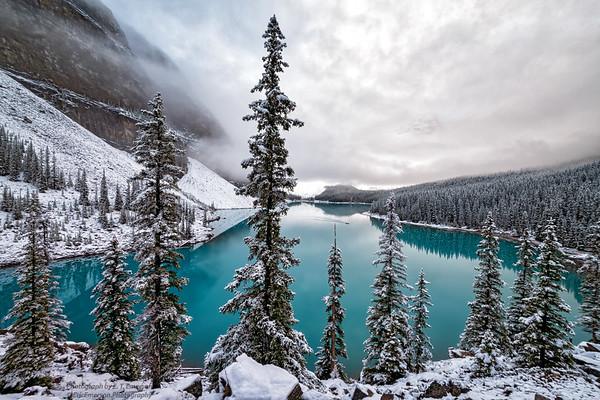 Canadian Rockies Fall Color