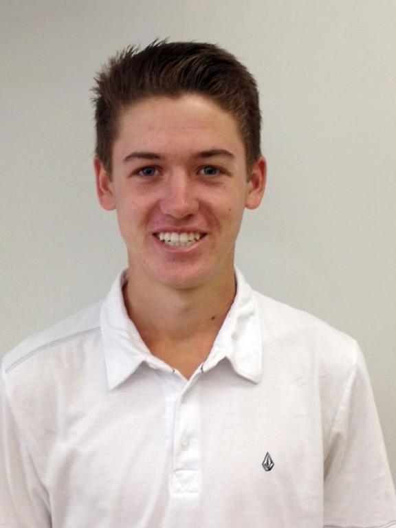 . Hunter Epson, Wilson golf