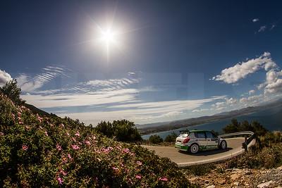ERC Rally Acropolis 2014