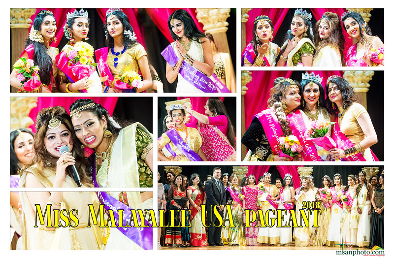 Miss Malayalee Pageant 2018