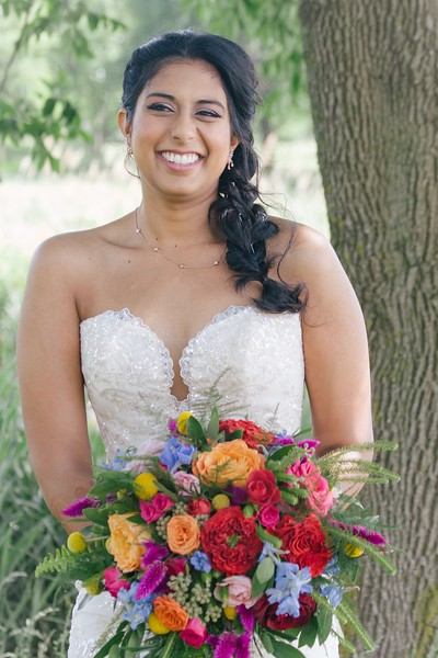 LeCapeWeddings Chicago Photographer - Renu and Ryan - Hilton Oakbrook Hills Indian Wedding -  259.jpg