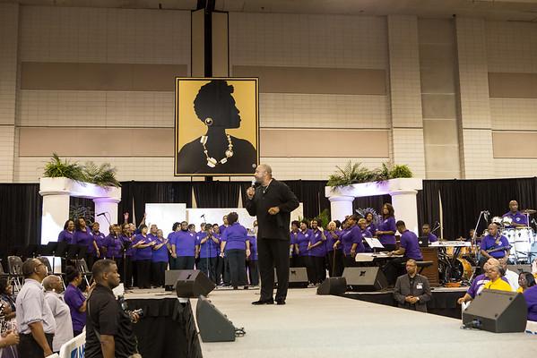 Church Service 2013