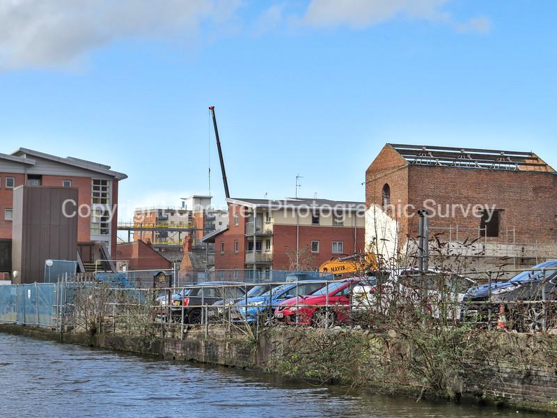 Leadworks: Shot Tower Close: Boughton