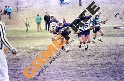 1979-1980 Men's Lacrosse