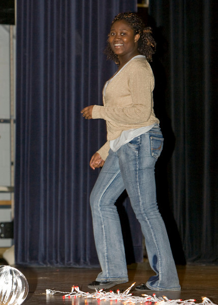 Middletown High Fashion Show