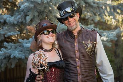 Chrysti and Jim Wedding