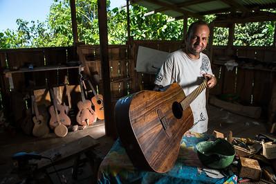 David Fabre, a wooden life