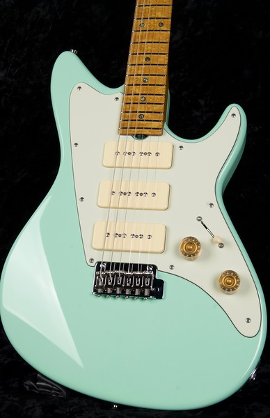 25th Anniversary ElectraJet #3757, Surf Green, Grosh G90 Pickups