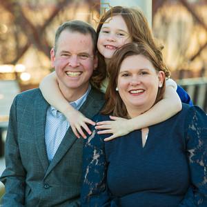 Sarah and Family  2018