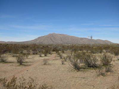 Unnamed Peak 4489 - Jan. 4, 2020