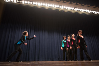 F.S. Edmonds Elementary School Dance Outreach